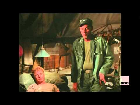 """M*A*S*H - """"I Hate a Mystery"""" (Best Scene Ever) HD"""