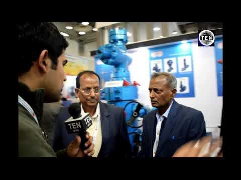 #Petrotech2019: Parveen Industries Pvt Ltd Directors, Prakash Kumar & PK Gupta speaks to Ten News