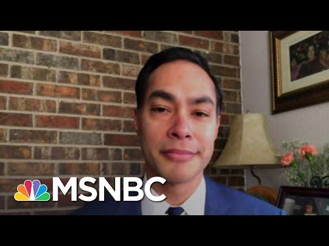 Julian Castro Calls Cruz's Trip To Cancun 'Politically Fatal' | Deadline | MSNBC