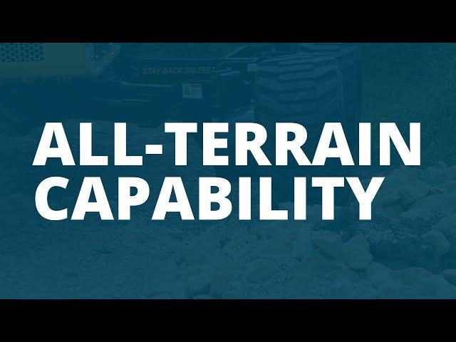 All Terrain Capability