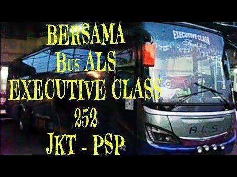 Kenangan Dengan ALS 252 Executive dari Jakarta - P.Sidempuan tahun 2014 Silam..Kangen.