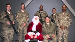 Christmas and the Troops
