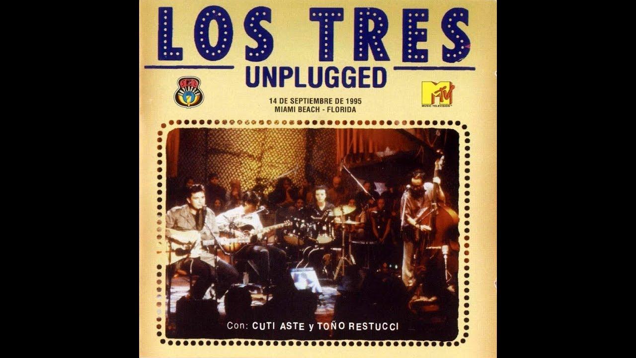 Los Tres Unplugged / Clip #20 de MusicaPopular.cl (lee Sergio Cancino)