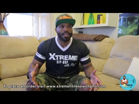 Xtreme Hip Hop With Phil DVD Promo