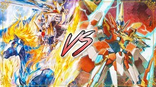Royal Paladin (Blasters) Vs. Nova Grappler (Victor)! Cardfight!! Vanguard G