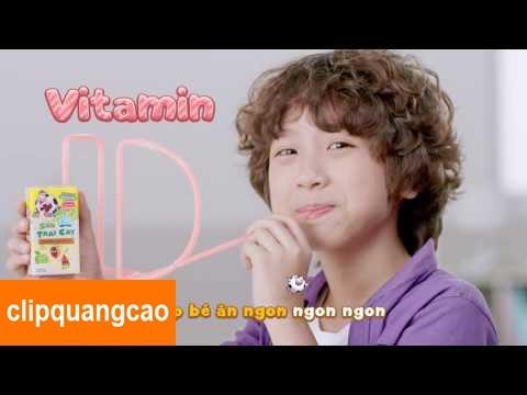 Nhạc quảng cáo sữa trái cây LiF Kun sôi động cho thiếu nhi [Full HD]