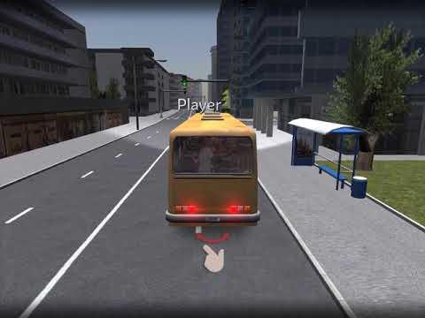 Bus sim 2017- Icarus C60- fail en route!!! |