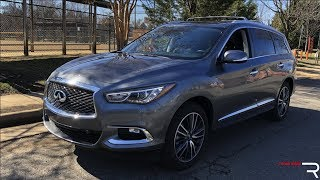 2018 Infiniti QX60 – Redline: Review