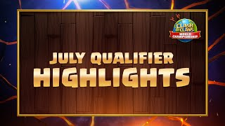 Clash Worlds July Qualifier Highlights