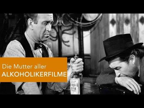 DAS VERLORENE WOCHENENDE - Die Mutter der Alkoholikerfilme
