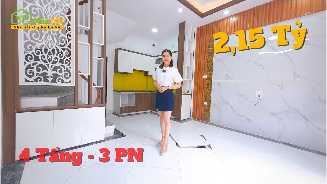 image Bán Nhà Cạnh Chợ Trung Tâm Tổ 11, Yên Nghĩa, Hà Đông, Hà Nội | nhà TỐT