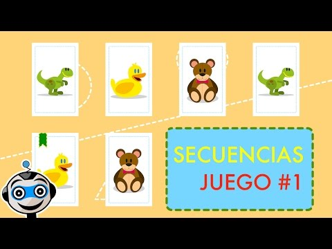 Sequencing Game #1 from YouTube · Duration:  4 minutes 37 seconds