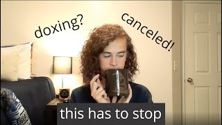 how CANCEL CULTURE will DESTROY the internet! | Braden R. Lord |