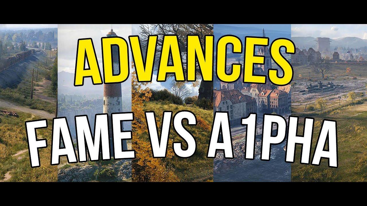 FAME vs A1PHA ~ Teamplayer and Gratis Damage
