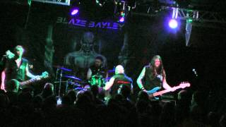 "BLAZE BAYLEY : ""Motherfuckers R Us"" (with RJ Dio Tribute) - Le Korigan @ LUYNES - 16/05/2015"