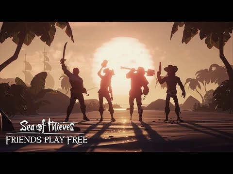Official Sea of Thieves: Friends Play Free Trailer