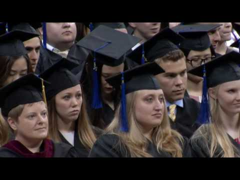 University of Iowa Tippie College of Business Commencement - May 14, 2016 on YouTube