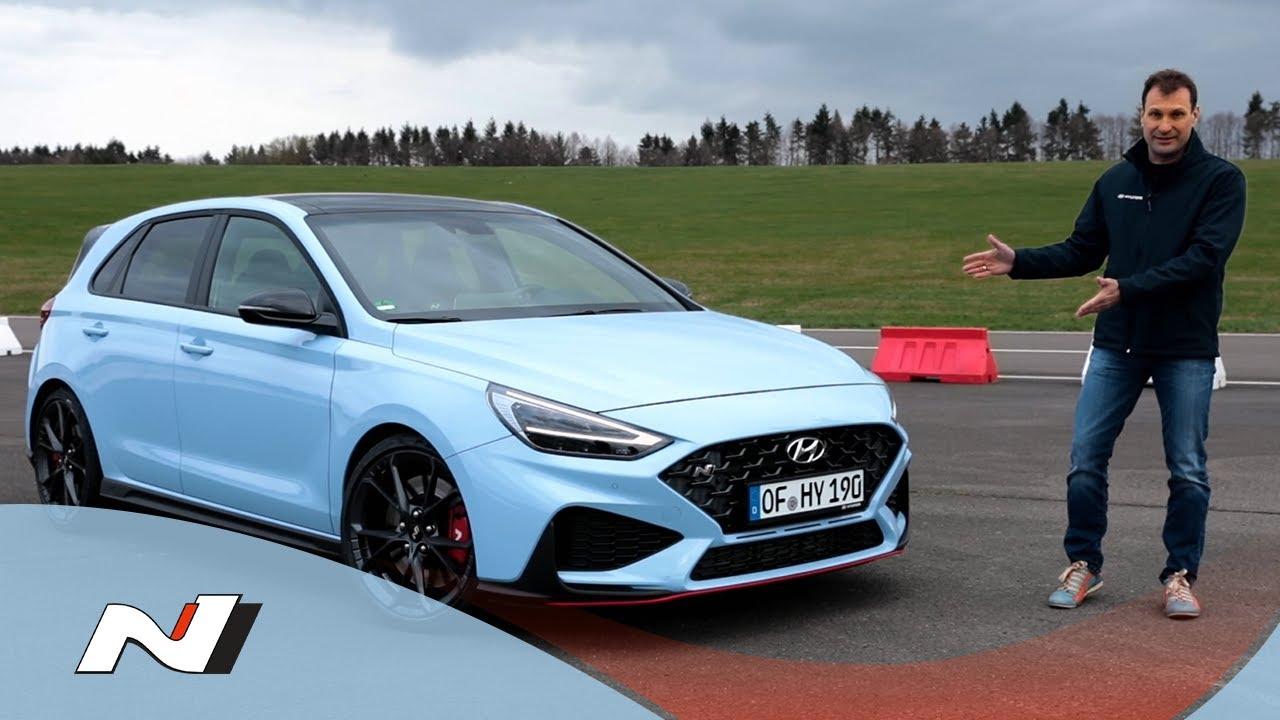Hyundai N | The new i30 N (Test Drive)