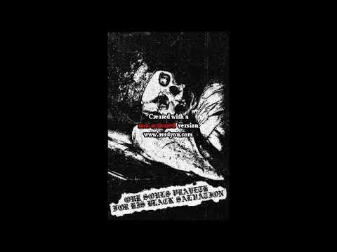 Wømb (Portugal) + Milumet (US) - Our Souls Prayeth for His Black Salvation (Split) 2017