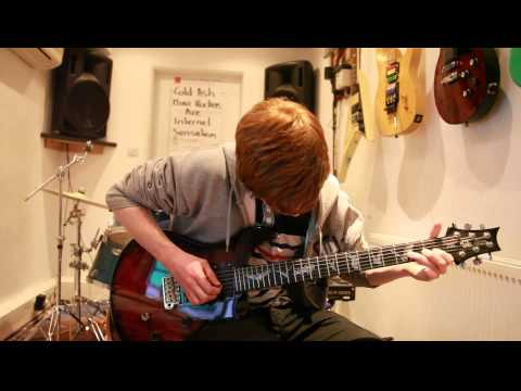 Michael Fleming's Guitar Cover Of Jason Becker's Altitudes