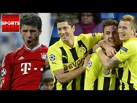 What If Lewandowski and Gotze NEVER LEFT Borussia Dortmund? [Fifa What If Series]