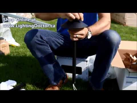 Fx Luminaire Led Path Lighting How To Install Low Voltage Landscape