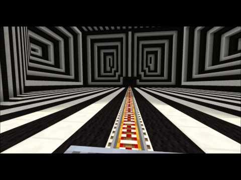 Dansk Minecraft Roller Coaster By Brian Nielsen