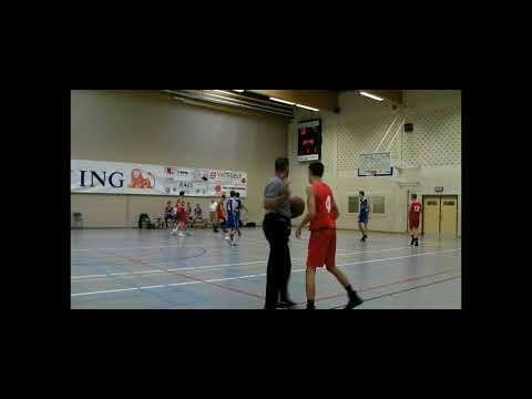 U18 Landelijk R1 I Oostkamp - Melsele 16 09 2017
