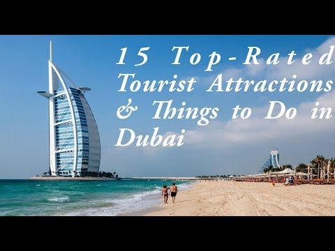 15 Top-Rated Tourist Attractions & Things to Do in Dubai   World Insider