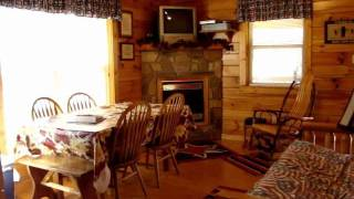 Smoky Mountain Cabins, Gatlinburg Creekside Cabins, Cosby, Tn - American Dream
