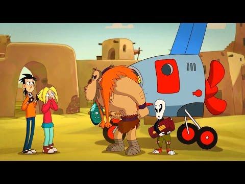 Мультфильм для детей - Новаторы - Изобретение стекла (3 сезон 4 серия)