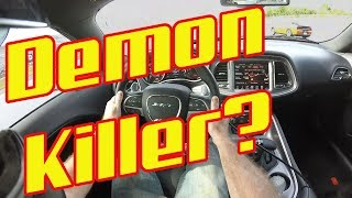 Speedy's Garage and a 9 Second Hellcat Challenger