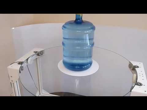 Стеклянный поворотный стол для 3D-сканирования ( фотограмметрия ), фото-360, видео