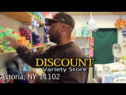 A.Q.DISCOUNT VARIETY STORE