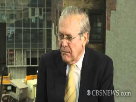 Donald Rumsfeld: Full Interview