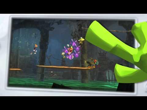 Rayman Legends - Gamescom Trailer [EUROPE]
