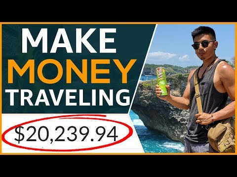 How I Made $16,440 WHILE TRAVELING Bali In 2 WEEKS