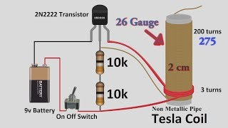 Tesla coil repair video In this video we show how to solve the tesl...
