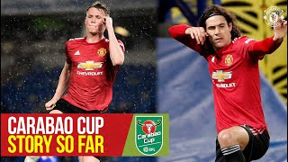 United's Carabao Cup Season So Far   Manchester United v Manchester City   League Cup