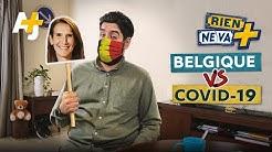 BELGIQUE : CHAMPIONNE DU CORONAVIRUS | RIEN NE VA +