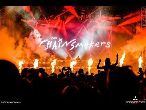The Chainsmoker live in Taiwan Creamfields 2019
