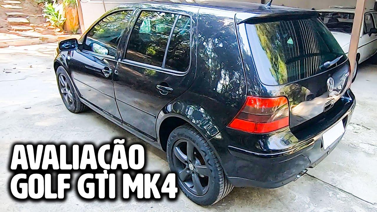 DEU CERTO!😎 GOLF GTI MK4 2005 Conservadíssimo Iniciando o Projeto