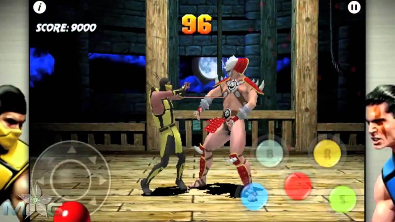 iPhone / iPad Ultimate Mortal Kombat 3 Review