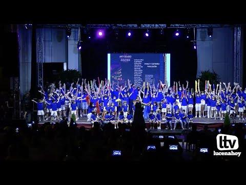 VÍDEO: La Escuela Municipal de Música y Danza celebró su XX Aniversario con una espectacular gala. Te dejamos el broche de oro de la misma.