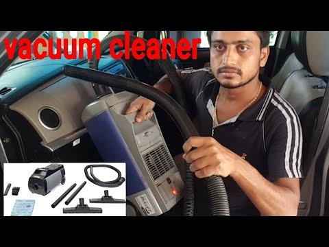 Vacuum cleaner for car wash   Eureka Forbes   Nitto Rai