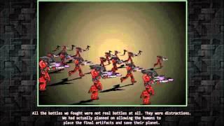 """Raze 2 - Alien Campaign Lv15 """"A Soldier's Demise"""" (+Ending)"""