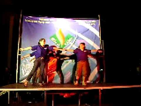 Sinh vien Huflit & Mua he yeu thuong Hau Giang 2008 - Mua Khat vong tuoi tre
