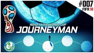 Fifa 18 Career Mode - Journeyman - Road to the World Cup - Ep 7 - Shamrock Rovers