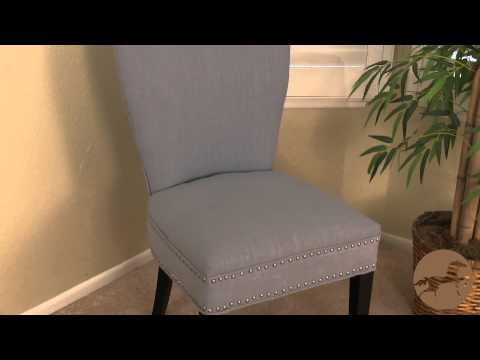 Mason Bonded Leather Dining Chair Ivory Mason Ivory Dining Chair