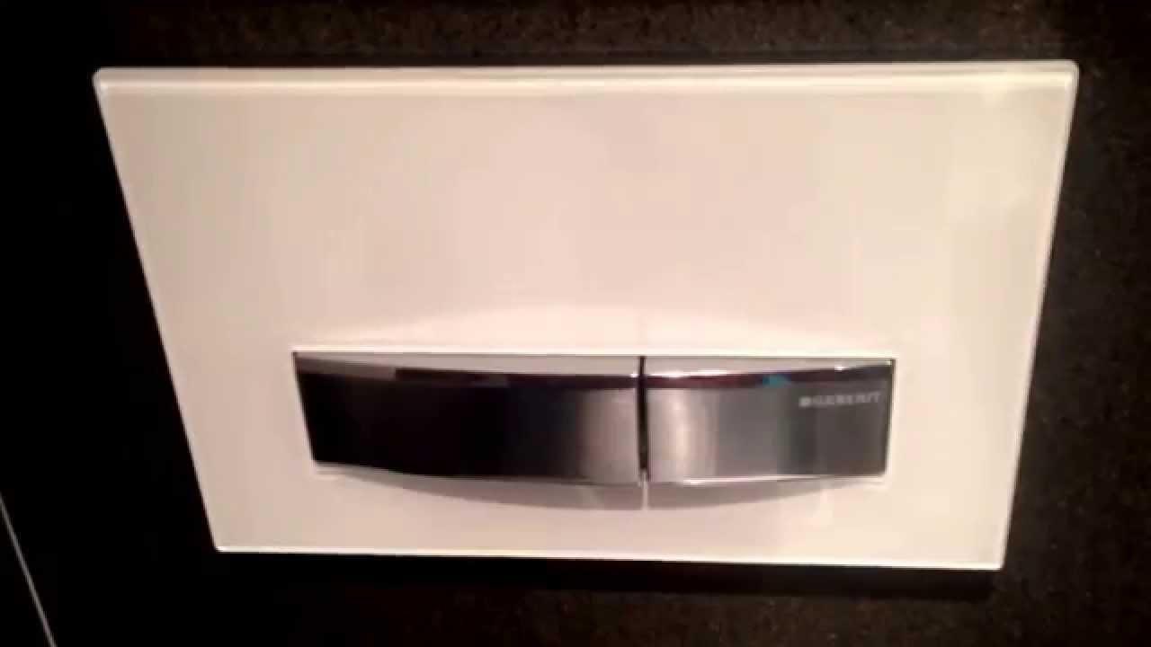 przycisk geberit sigma 50 bia y youtube. Black Bedroom Furniture Sets. Home Design Ideas